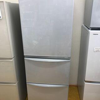 東芝 375L 3ドア冷蔵庫 GR-E38N 2014年式
