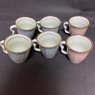 【ネット決済】100均のコーヒーカップ6個