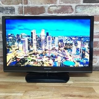 即日受渡❣️SHARP22型TVワンルームに最適サイズ70…