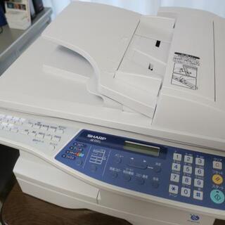 シャープ コピー(複合機)AR155FG 美品 使用枚数極少