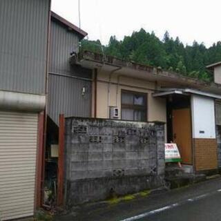 【初期費0】ガレージ・畑・テラス すべてがそろった駅徒歩17分物件!