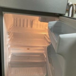 AQUA冷蔵庫 2ドア