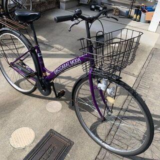 【ネット決済】自転車 27インチ 【引取り限定】京都市右京区 紫...