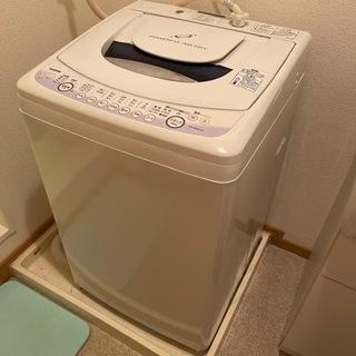 東芝 洗濯機 6.0kg