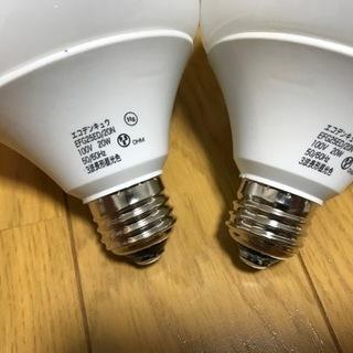 電球 26口金 LED 3つ