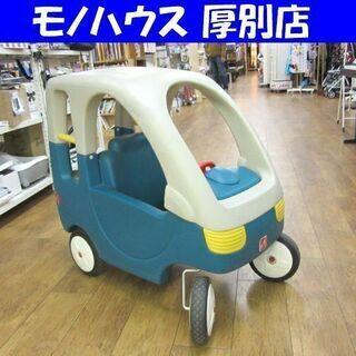 STEP2 乗用玩具 車 キッズ用品 子供 おもちゃ 4輪 足蹴...