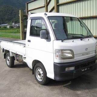 ダイハツ ハイゼットトラック S210P 5速 4WD!