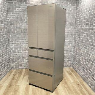 【ハッピー西葛西店】冷蔵庫 6ドア 500L フレンチドア…