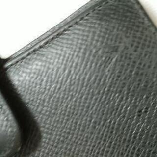 VUITTONシステム手帳カバー(黒のみ)
