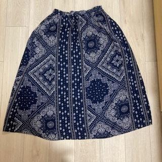 【ネット決済】ロングスカート3枚まとめ売り