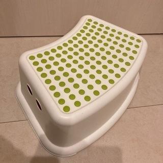 IKEAイケア ステップ台 美品