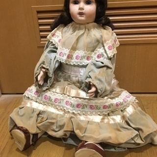 中古 フランス人形