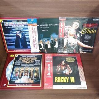 ■無料■ ¥0 差し上げます! レーザーディスク/歌劇/オペラ/...