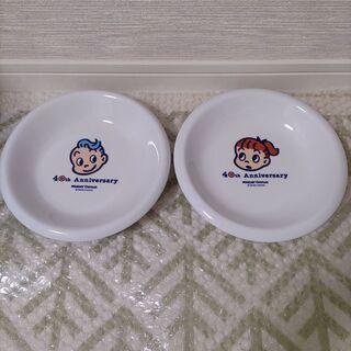 《中古品》ミスド40周年非売品のオサムの皿2枚セット