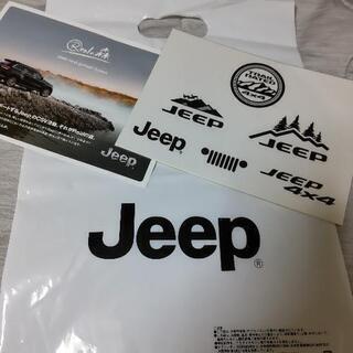 Jeep  ステッカー