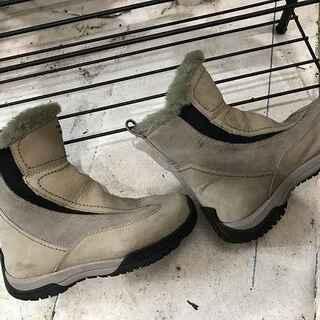 ブーツ ボア Columbia 22.5 子供用