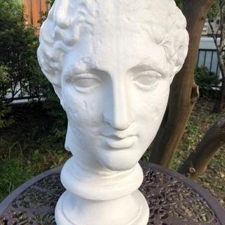 ラボルト 石膏像 首像