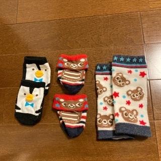新生児靴下 9〜12センチ