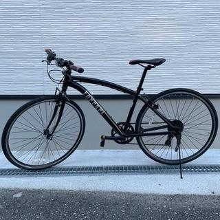 フェラーリ 自転車 クロスバイク 26インチ