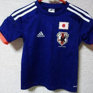 サッカー日本代表 ユニフォーム 130㎝