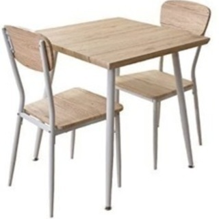 【ネット決済】2人がけテーブル