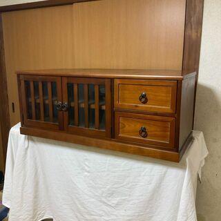 木製テレビ台