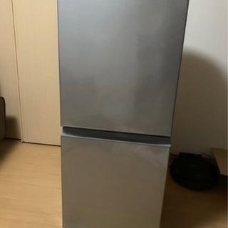 2ドア 冷蔵庫 AQUA 2019 AQR-H13(C)