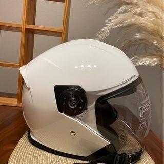 【ネット決済】リード工業FLXジェットヘルメット+リペアシールド...