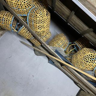 林檎収穫用 手籠