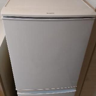 SHARP冷蔵庫(取説付き)