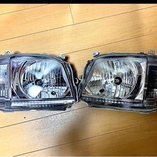 ハイエース 200  3型 ヘッドライト