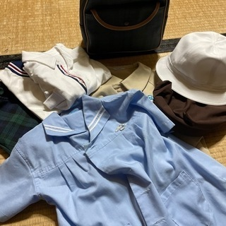 高師台幼稚園 服 カバン 帽子