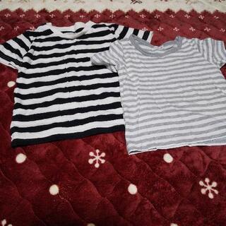 ボーダーTシャツ 2枚