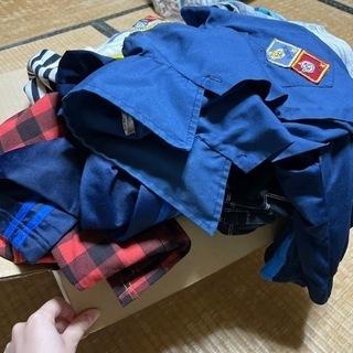 100-130センチ 男の子服 大量