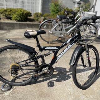 自転車 26インチ 21段