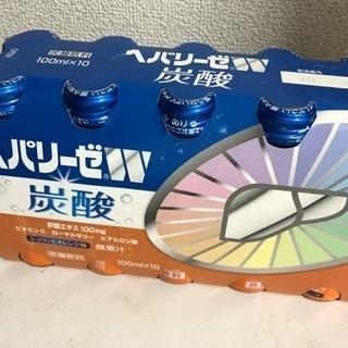 【ネット決済】ヘパリーゼ 炭酸w  10本