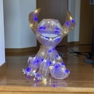 【ネット決済】キャラクターイルミネーション(スティッチ、ミッキー...
