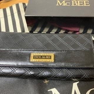 【ネット決済・配送可】CECIL McBEEの長財布