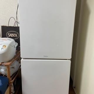 【受け取りに来て頂ける方限定】冷蔵庫 動作問題なし 一人暮…