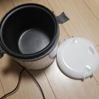 1人暮らし炊飯器