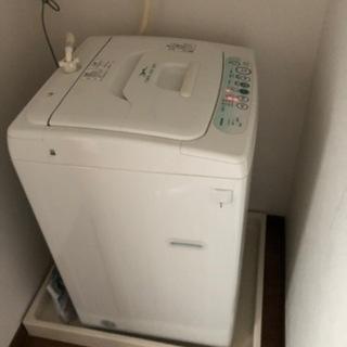 【無料で譲ります!】洗濯機と冷蔵庫