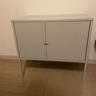 IKEA グレーキャビネット