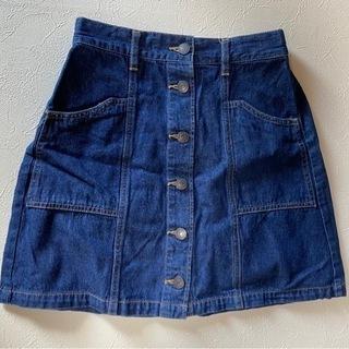 デニムスカート Mサイズ