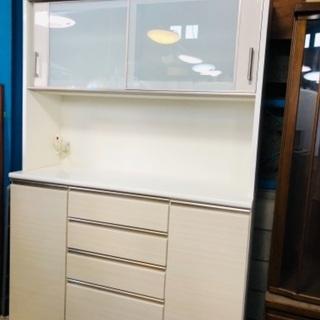 食器棚★幅140.5cm★しっかりした食器棚★伊奈町寿まで…