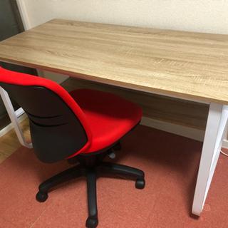 机&椅子 使用期間6ヶ月