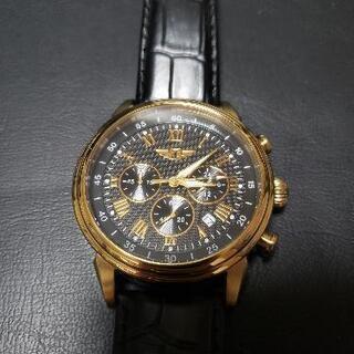 Invicta腕時計 ゴールド