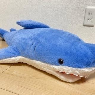 【ビッグサイズ】ホオジロザメのぬいぐるみ