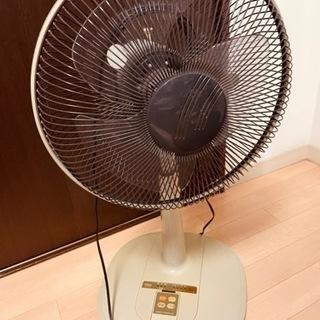 【10/31まで】扇風機