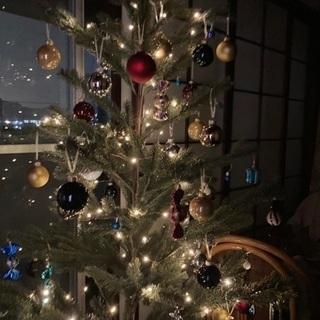 IKEAクリスマスツリーとオーナメントセット