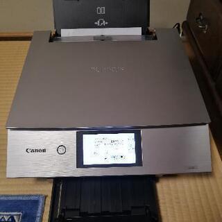 【ネット決済】【超美品!】Canon プリンター インクジェット...